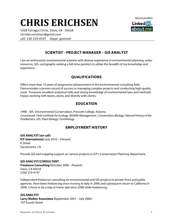 How To Email A Resume To An Employer The Balance Chris Erichsen Resume