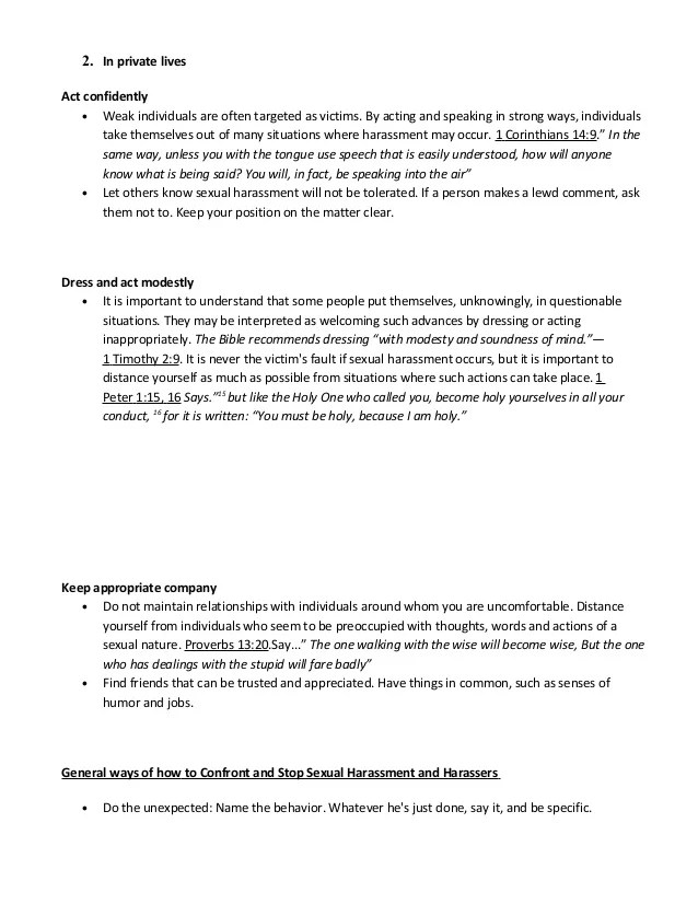 harassment incident report sample - Intoanysearch