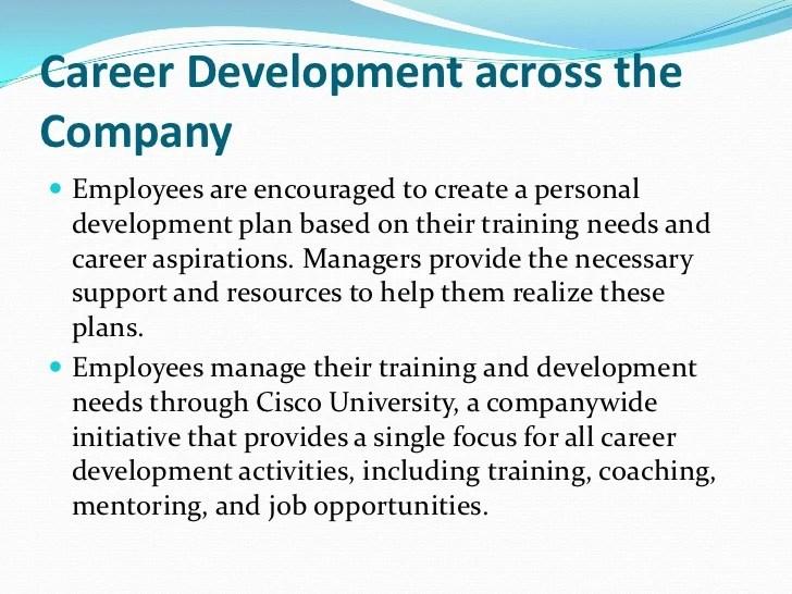 sample career aspirations statement