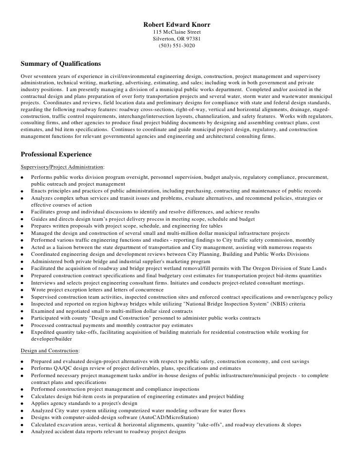 resume building owl - Building Engineer Resume