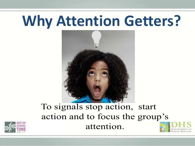 Classroom Management Transition Games Energizers