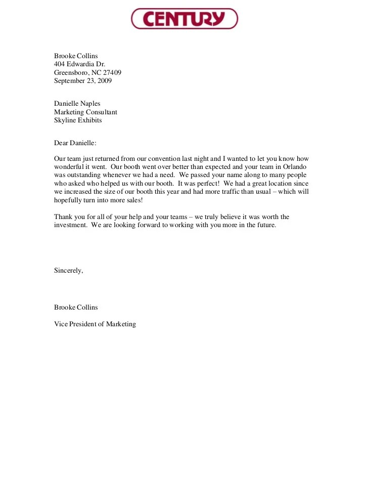 client recommendation letter - Jolivibramusic - example of reference letter