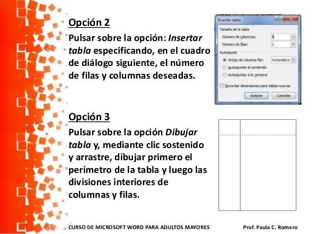 graficos para insertar en word cv
