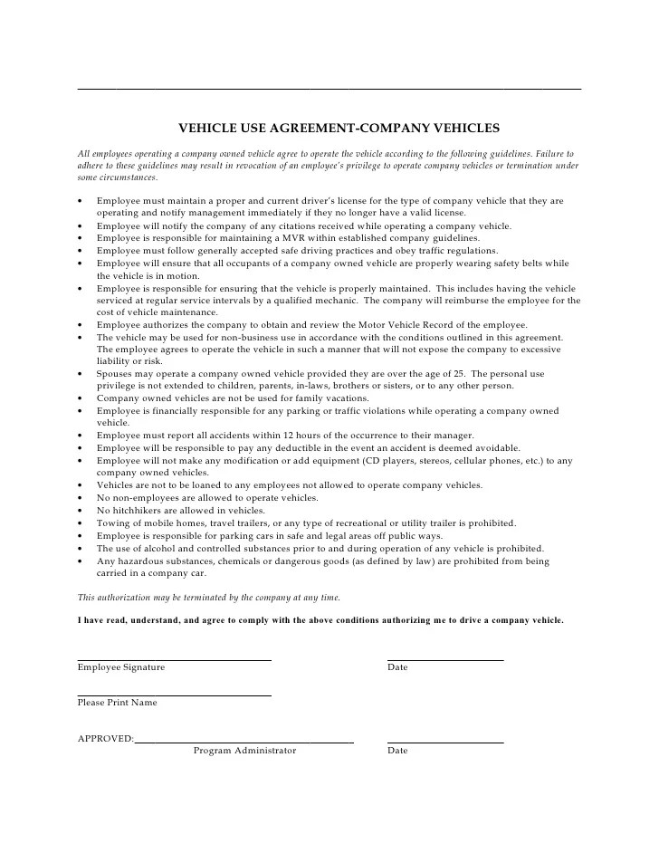Sample Job Agreement Guidelines | Professional Resumes Sample Online