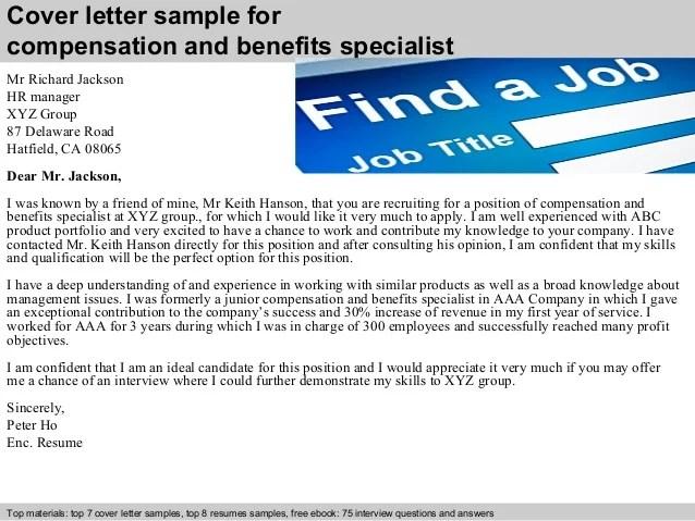 compensation letter sample - Goalgoodwinmetals