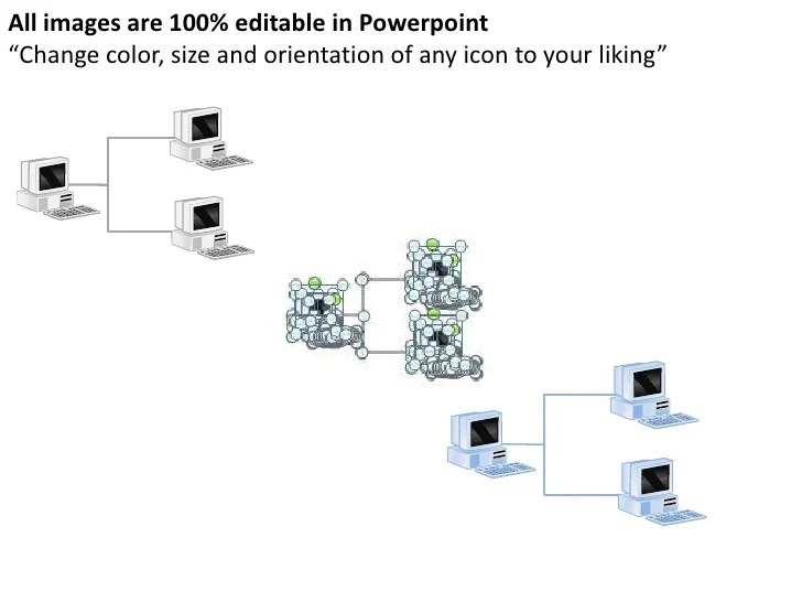 computer network diagram icon