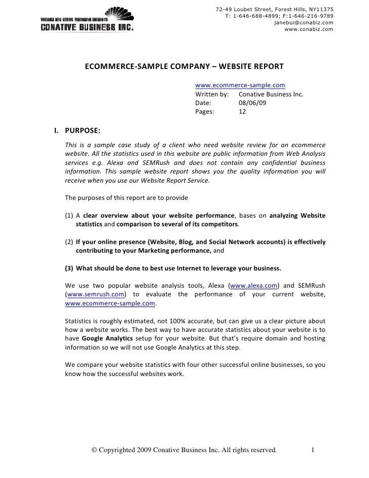 analytical report format - Solidgraphikworks - analytical report format