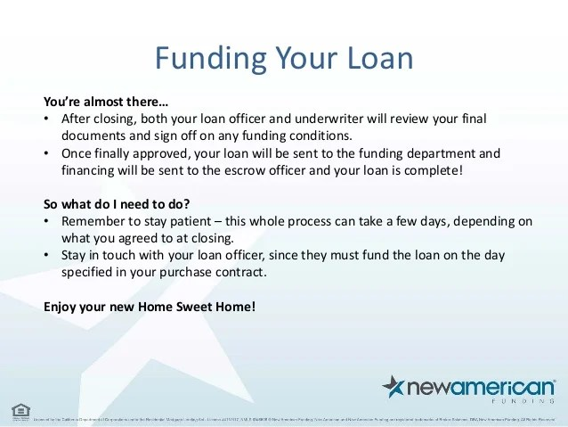Conditions Behind Loan Approval, Your First Step to a Mortgage
