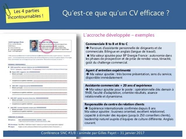 langue bilingue cv