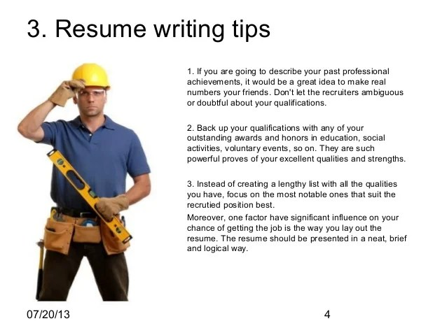sample of a construction worker resumes - Minimfagency