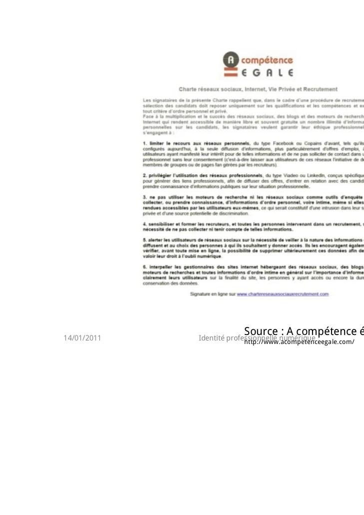 competence cv moderateur