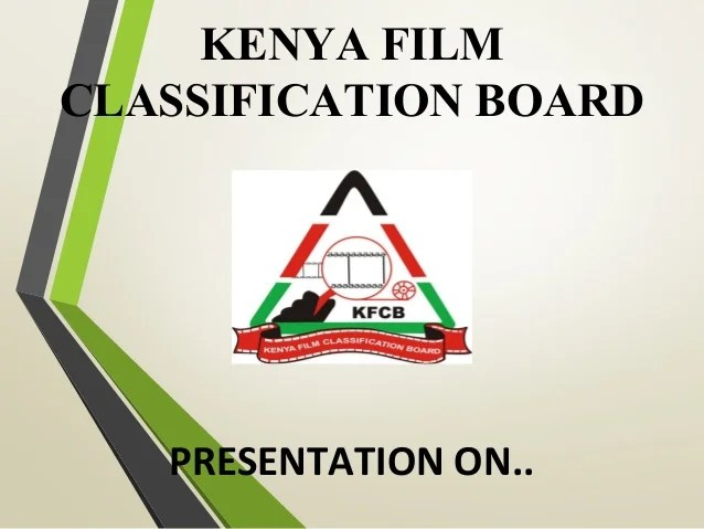 Content classification- KFCB