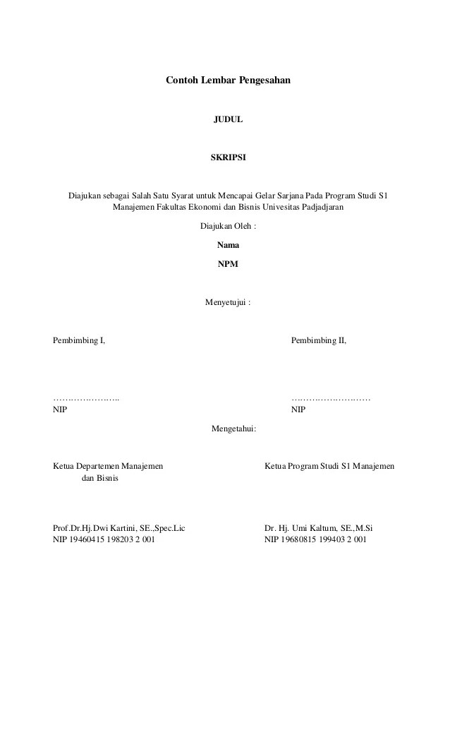 Judul Proposal Kti Kumpulan Judul Contoh Skripsi Keperawatan Contoh Lembar Pengesahandancoverskripsi