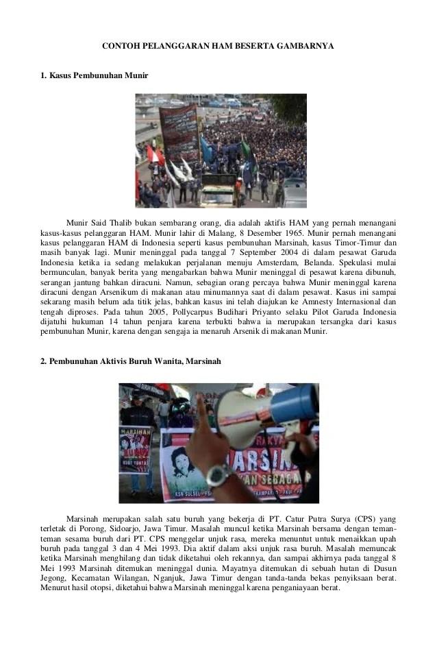 Kasus Pelanggaran Ham Terbaru Beserta Gambarnya Contoh Kasus Pelanggaran Ham Di Indonesia Beserta Pelanggaran Ham Beserta Gambarnya 638 X 903 Jpeg 136kb Pelanggaran Ham