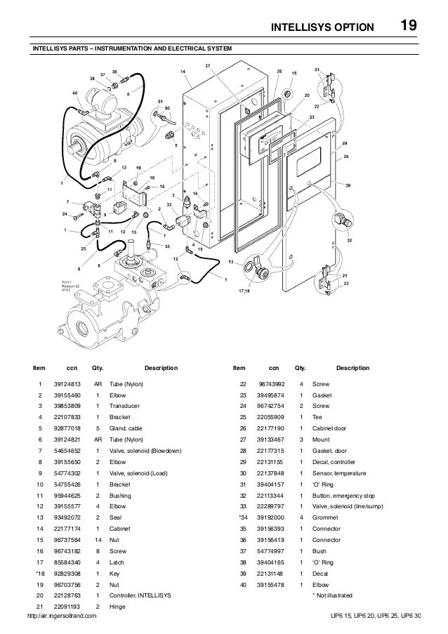 ingersoll rand sd100d wiring diagram