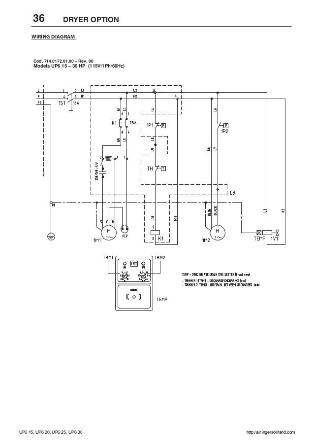compressor slide valve wiring diagram