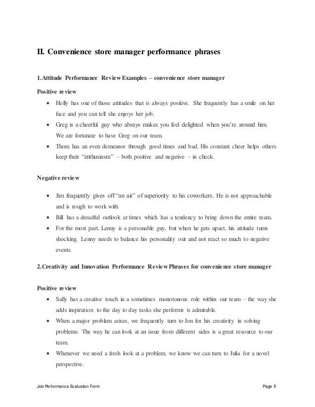 c store manager job description - Alannoscrapleftbehind