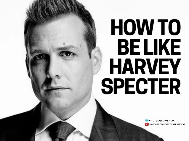 War Quote Wallpaper Hd Harvey Specter How To Be Like Harvey Specter