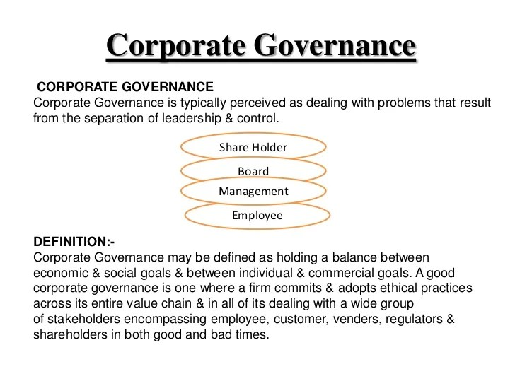 Management Case Studies Mba Case Study Business Cases Corporate Governance Issues On Satyam Group 8