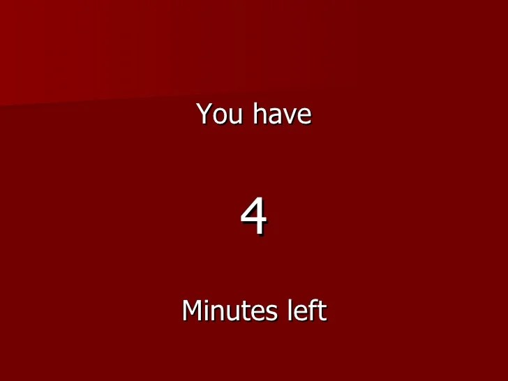 3 minutes countdown timer - Walteraggarwaltravels