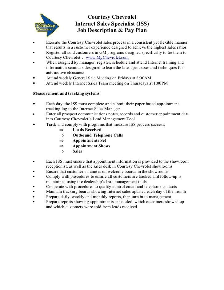 responsibilities of a car salesman - Selol-ink