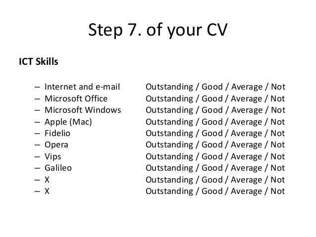 Personal Skills In Resume personal skills list resume fast