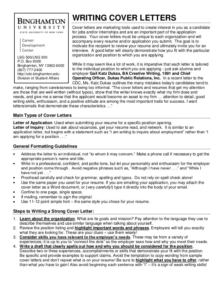 quick learner cover letter