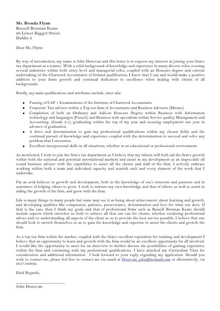 Job Application Letter Graduate Trainee Management Trainee Job Description Eduers Cover Letter Tax Trainee