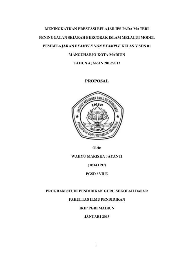Judul Proposal Kesehatan Masyarakat Contoh Proposal Pkm Kewirausahaan Slideshare Contoh Proposal Skripsi Pendidikan Pengaruh Lingkungan Share The