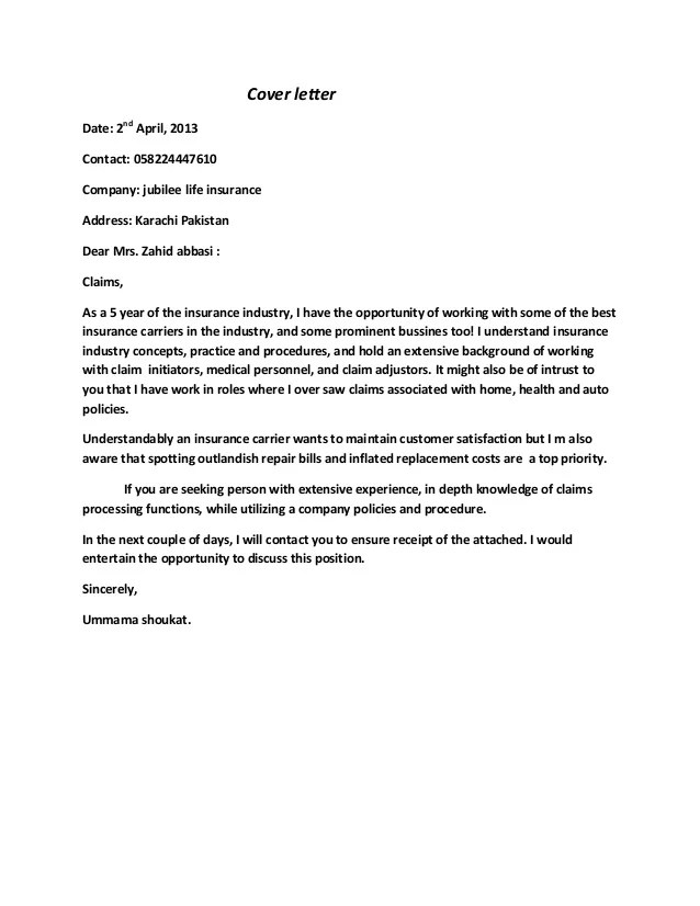 cover letter examples medical billing