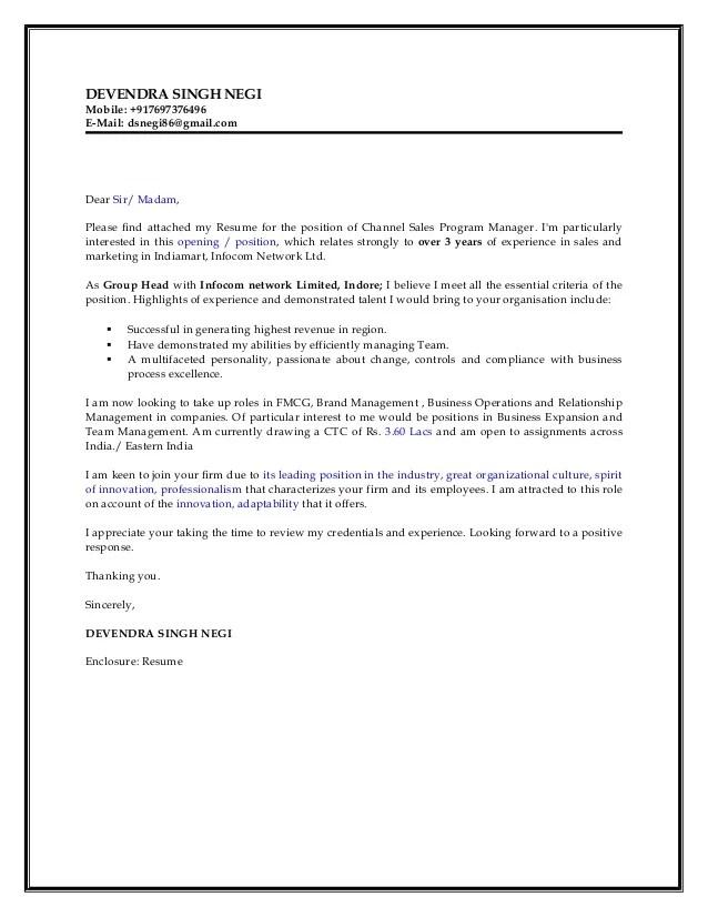 Cover Letter Job Application Guide