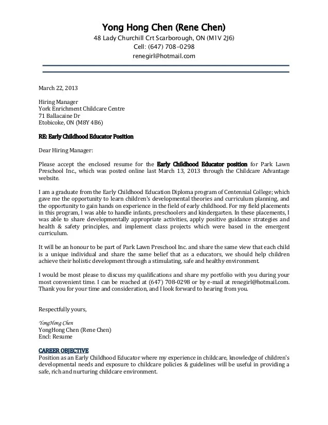 Letter Resume Professional Format Template Example Cover Letter And Resume Rene