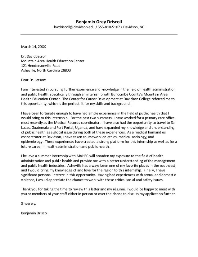 Example Of Cover Letter For Quality Assurance Heres Another Example Of A Great Cover Letter Ask A Manager Davidson College Cover Letter Guide