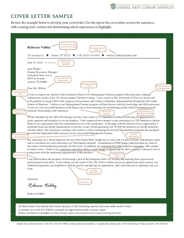 Free Resume Builder Online Resume Builders Cover Letter Handout