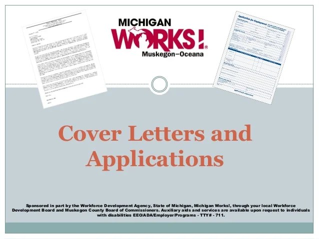 Career Services Student Guide Troy Michigan Cover Letters And Applications