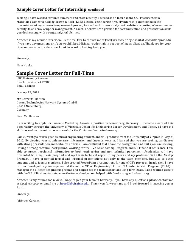 Cover Letter For Resume Data Entry | Resume In Word Document
