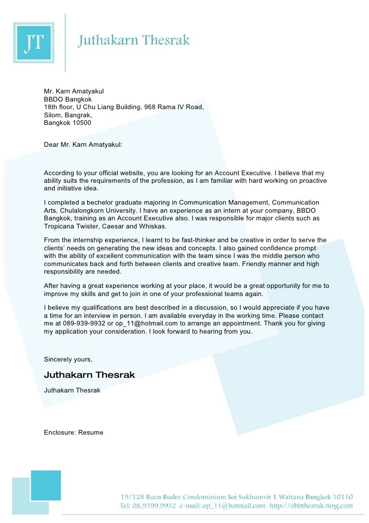 letter on letterhead - Josemulinohouse - official letterhead