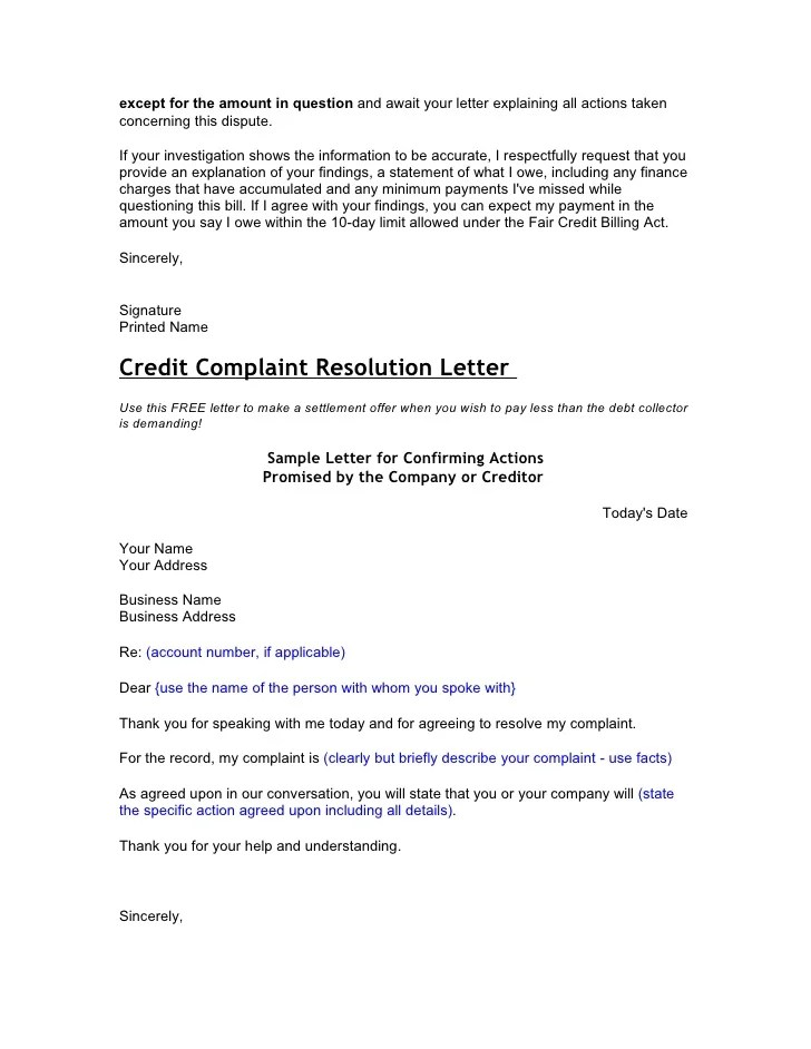 What Is This Letter Credit Explanation Letter Sample Pictures To Pin On