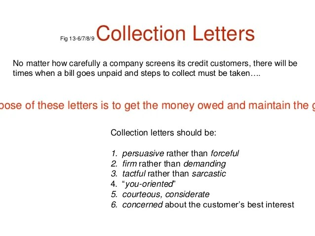 collection letter - Onwebioinnovate