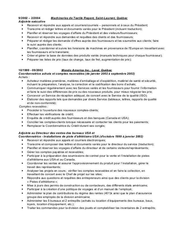 exemple de cv ingenierie stage