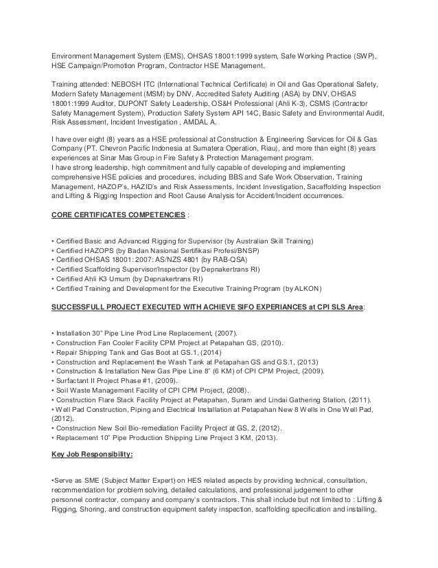 regional hse manager resume - Alannoscrapleftbehind - fire safety manager sample resume