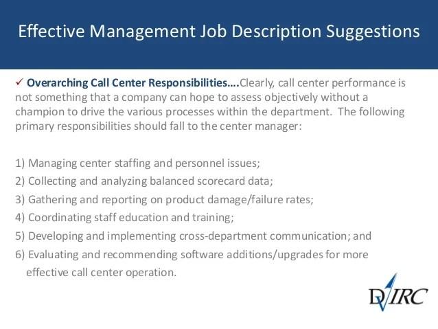 call center representative duties - Ozilalmanoof