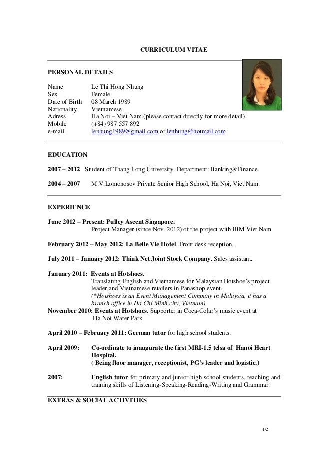it resume tips 2013 - It Resume Tips