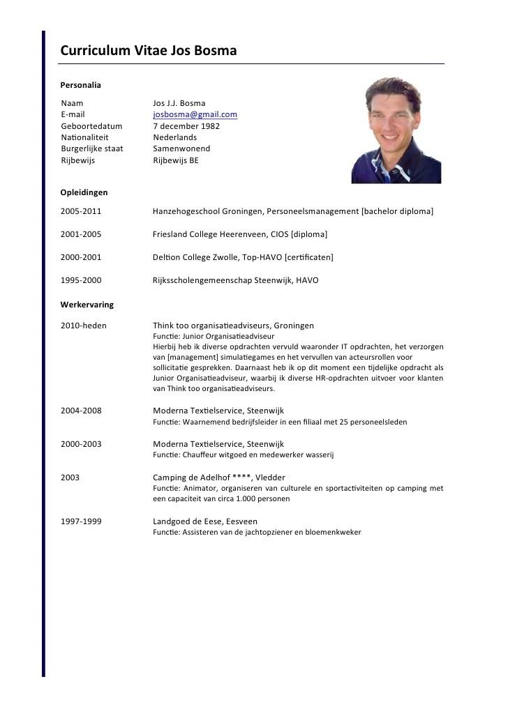 Sample Curriculum Vitae Design International Curriculum Vitae Example With Profile Cv 2011 Linked In