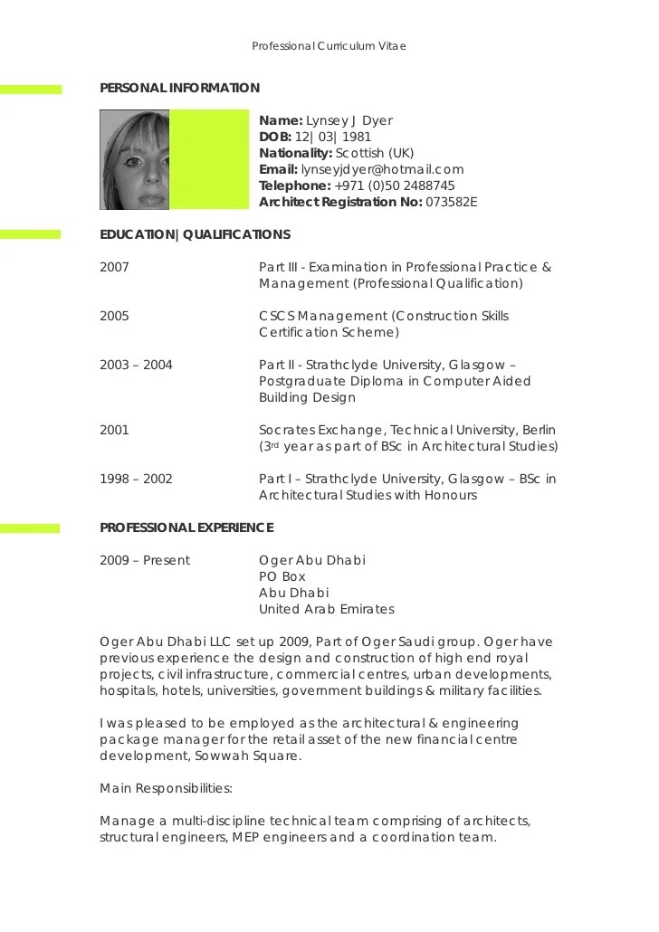 professional architectural resume - Maggilocustdesign