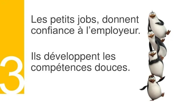 competences douces cv