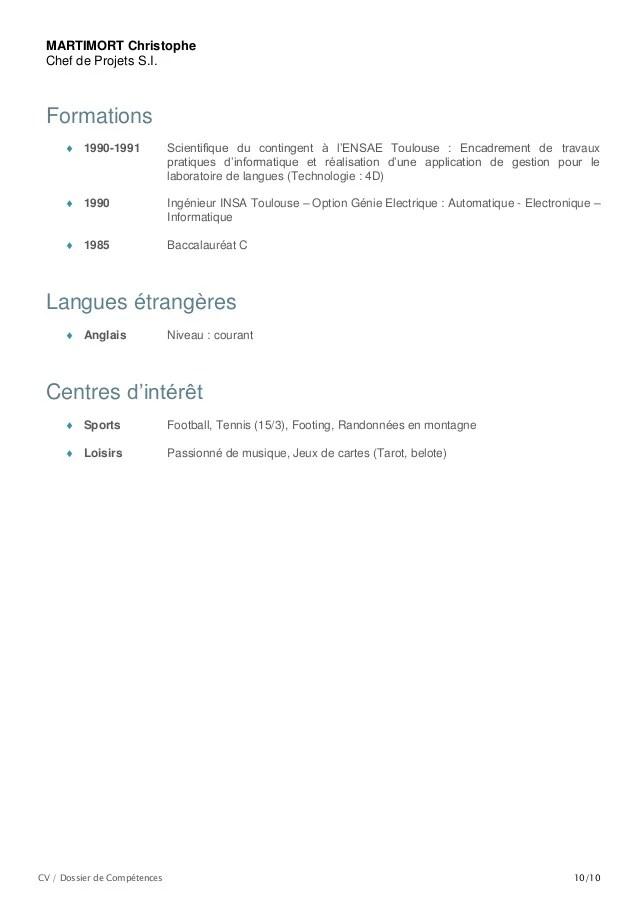 outil en ligne de realisation de cv