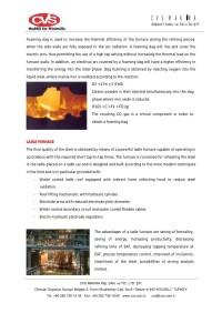electric arc furnace slag properties