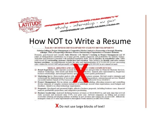 Resume Qualifications Examples Resume Summary Of Cv Vs Resume And How To Write A Good Resume
