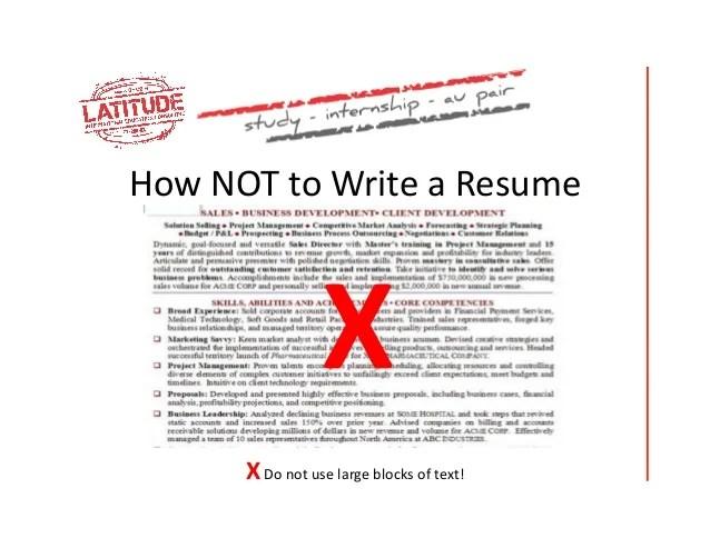 resume summary adjectives